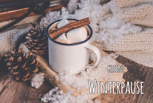 ❄️ Kleine Winterpause ❄️